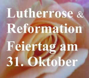 2014 10 31 Lutherrose und Reformationstag im Yoga-Shala Erfurt