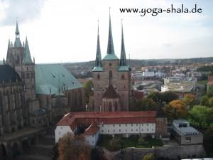 2014 11 18 Neustart Kurse Yoga-Shala Erfurt