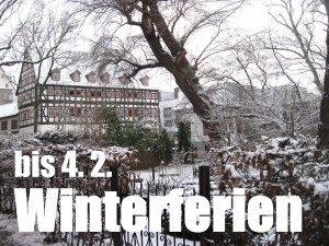 2015 01 31 Winterferien im Yoga-Shala Erfurt bis zum 4. Februar