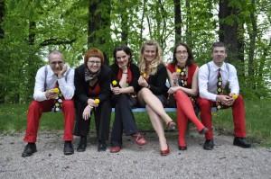 BioTon Acapella Gruppe aus Erfurt