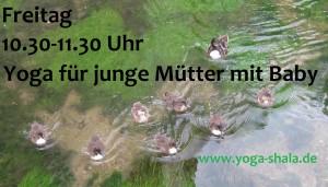 2015 07 24 Yogakurs für Mama und Baby im Yoga-Shala Erfurt