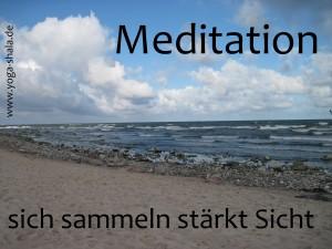 2015 09 Einführungskurs Meditation Sammlung