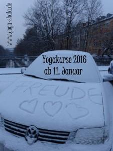 2016 01 11 Start Yogakurse im Yoga-Shala Erfurt