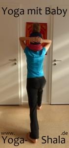 2016 03 08 Yoga mit Baby im Yoga-Shala Erfurt