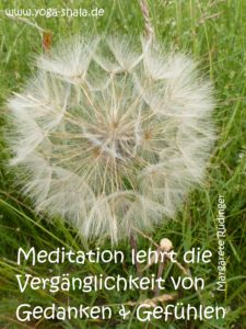2016 08 28 Vergänglichkeit-Meditation im Yoga-Shala Erfurt