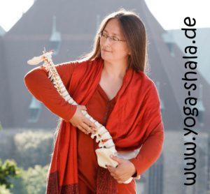 Erfurt Sommerkurse 2017 Yoga für den Rücken mit Nadine Claudia